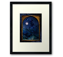 Butterfly Migration Framed Print