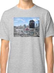 TARDIS Over Philly Classic T-Shirt