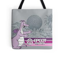 Welcome to EPCOT CENTER (Figment) Tote Bag