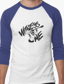 WITNESS ME Men's Baseball ¾ T-Shirt