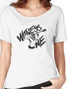 WITNESS ME Women's Relaxed Fit T-Shirt