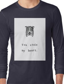 You Stole My Heart Long Sleeve T-Shirt