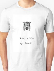 You Stole My Heart Unisex T-Shirt