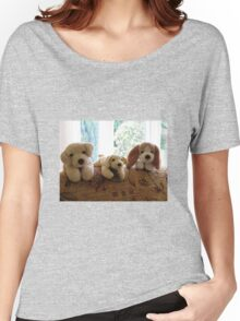 Cute K9 Toys Women's Relaxed Fit T-Shirt