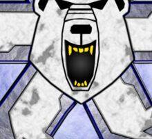 Ghost Bear Community Logo Sticker
