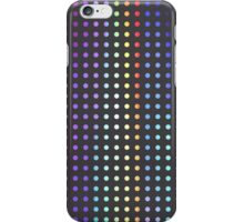 Multicoloured Dots iPhone Case/Skin