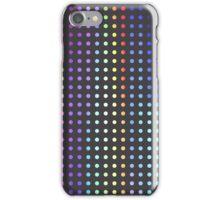 Multicoloured Dots iPhone Case/Skin