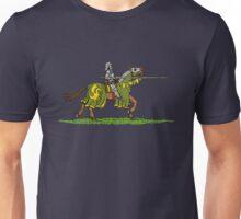 Charging Knight Unisex T-Shirt