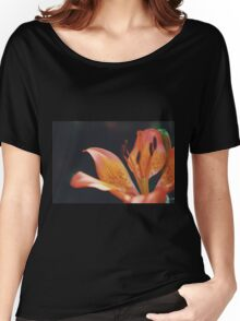 Lilies in the Garden Women's Relaxed Fit T-Shirt