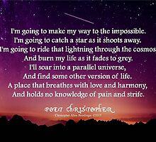 Parallel Universe by Christopher Breidinger