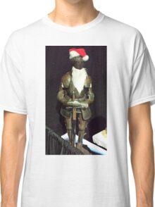 Santa Is A Knight Classic T-Shirt