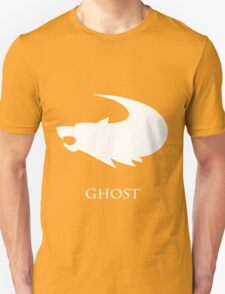 Ghost - Game of Thrones T-Shirt