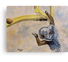 The extra point Canvas Print