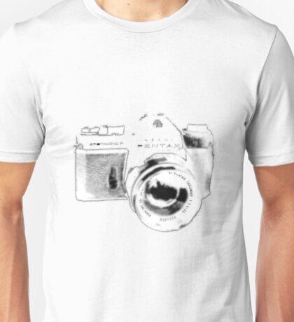 Pentax Spotmatic F Unisex T-Shirt