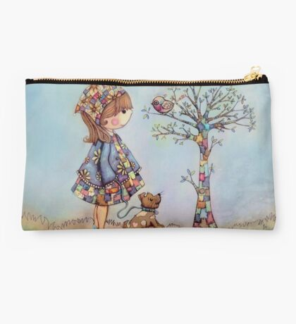 The Patchwork Tree Studio Pouch
