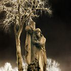 Surreal Night Angel by gothicolors