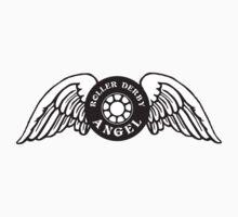 Roller Derby Angel by StarAdrael