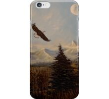Ride the Wind iPhone Case/Skin
