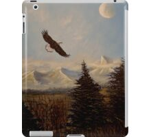 Ride the Wind iPad Case/Skin