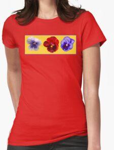 Pansy Trio T-Shirt