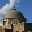 Dome of San Jose Mission by Susan Russell