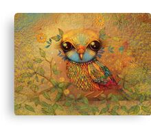 The Love Bird Canvas Print