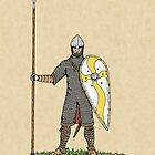 Norman Knight, Circa 1066 by Richard Fay