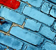 all in all, you're just another brick in the wall by Lynne Prestebak