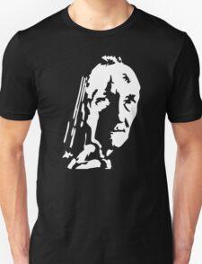 Stencil William S Burroughs T-Shirt
