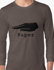 Rock Paper Scissors T-shirt (PAPER) T-Shirt