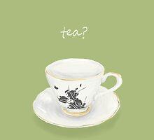 Tea? by Jessica Wilson