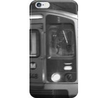 Metro Red Line  iPhone Case/Skin