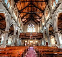 St Mary's Church • Warwick • Queensland by William Bullimore