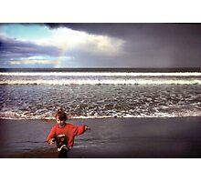 The Rainbow Photographic Print