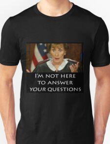 Your Questions Unisex T-Shirt