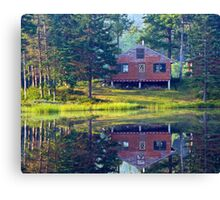 High-country Morning Canvas Print