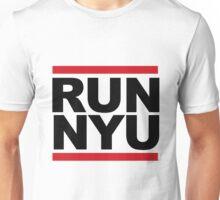 RUN NYU Unisex T-Shirt