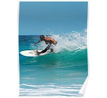 SURFER RULES  Poster