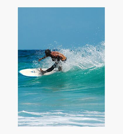 SURFER RULES  Photographic Print