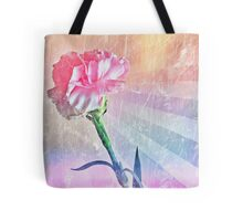 Pastel Carnation Tote Bag