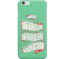 Inevitable Dream - Bright iPhone Case/Skin