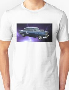 '55 Chevy Thunder Unisex T-Shirt