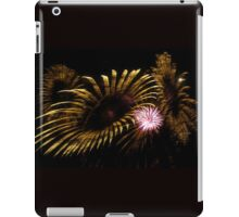 Abstract Fireworks iPad Case/Skin