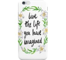 Imaginative Lily iPhone Case/Skin