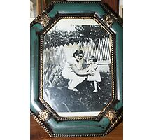 Family History Photographic Print