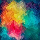 Abstract Color Wave Flash by badbugs