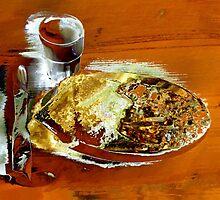 Breakfast is Ready!!...Cominggg Dearrr!!.... by wiscbackroadz