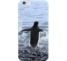 Adelie Penguins Antarctica 2E iPhone Case/Skin