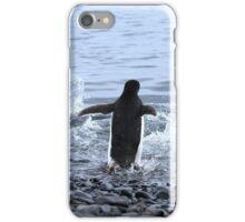 Adelie Penguins Antarctica 2E iPhone Case/Skin
