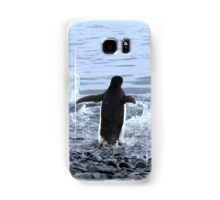 Adelie Penguins Antarctica 2E Samsung Galaxy Case/Skin